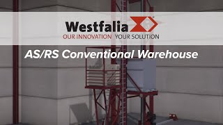 Westfalia Conventional Warehouse AS/RS
