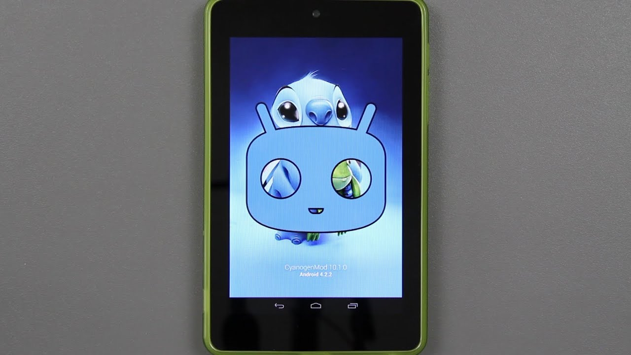 How To Install CyanogenMod 10 1 Android 4 2 2 Jelly Bean on