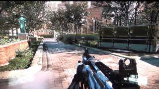 15 min z Crysis 2 - PS3 Gameplay by maxim