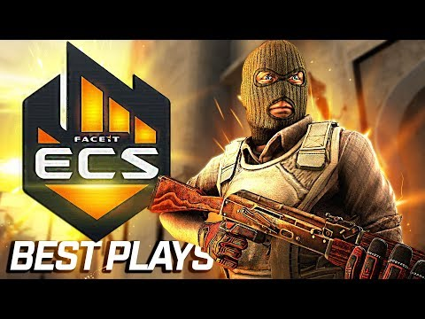 CS:GO - ECS Season 7 Finals (Fragmovie) *BEST PLAYS*