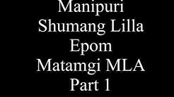 Manipur sumang Lila and epom