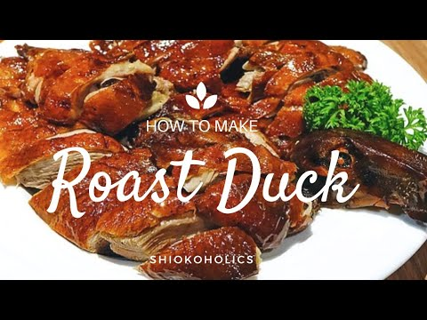 How To Make Chinese Roast Duck