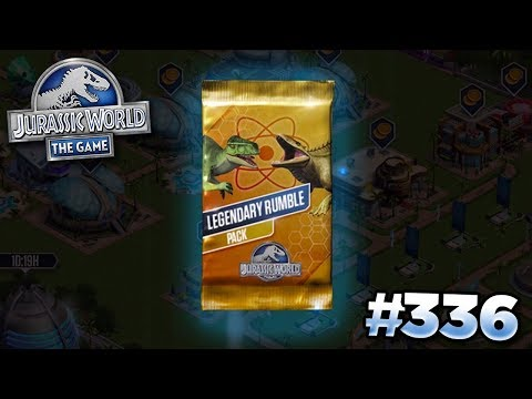 Is This The Best Pack?!? || Jurassic World - The Game - Ep336 HD