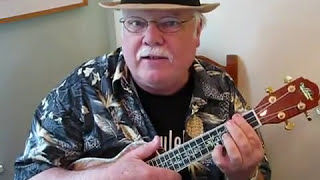 "SURFIN SAFARI for the UKULELE - UKULELE LESSON / TUTORIAL by ""UKULELE MIKE"""