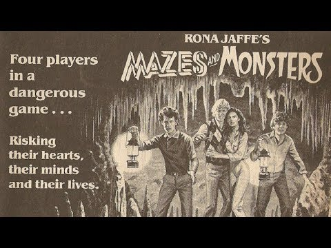 Mazes and Monsters 1982 TV  Tom Hanks