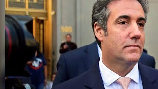 Here's why Trump lawyer Michael Cohen is all over the news
