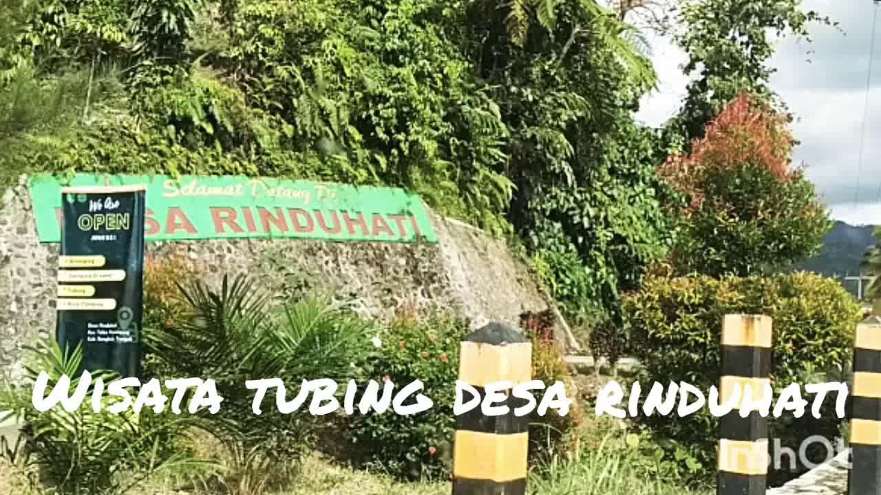 Wisata Tubing Desa Rindu Hati Tabapenanjung Bengkulu Tengah 5 Desember 2020 Youtube