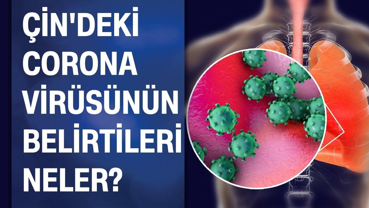 Çin'deki Corona (Korona) virüsü nedir? Belirtileri nelerdir? Şüphe anında nasıl tedbir almalı?