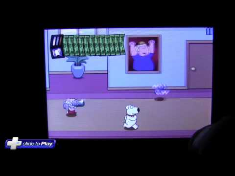 family guy uncensored game