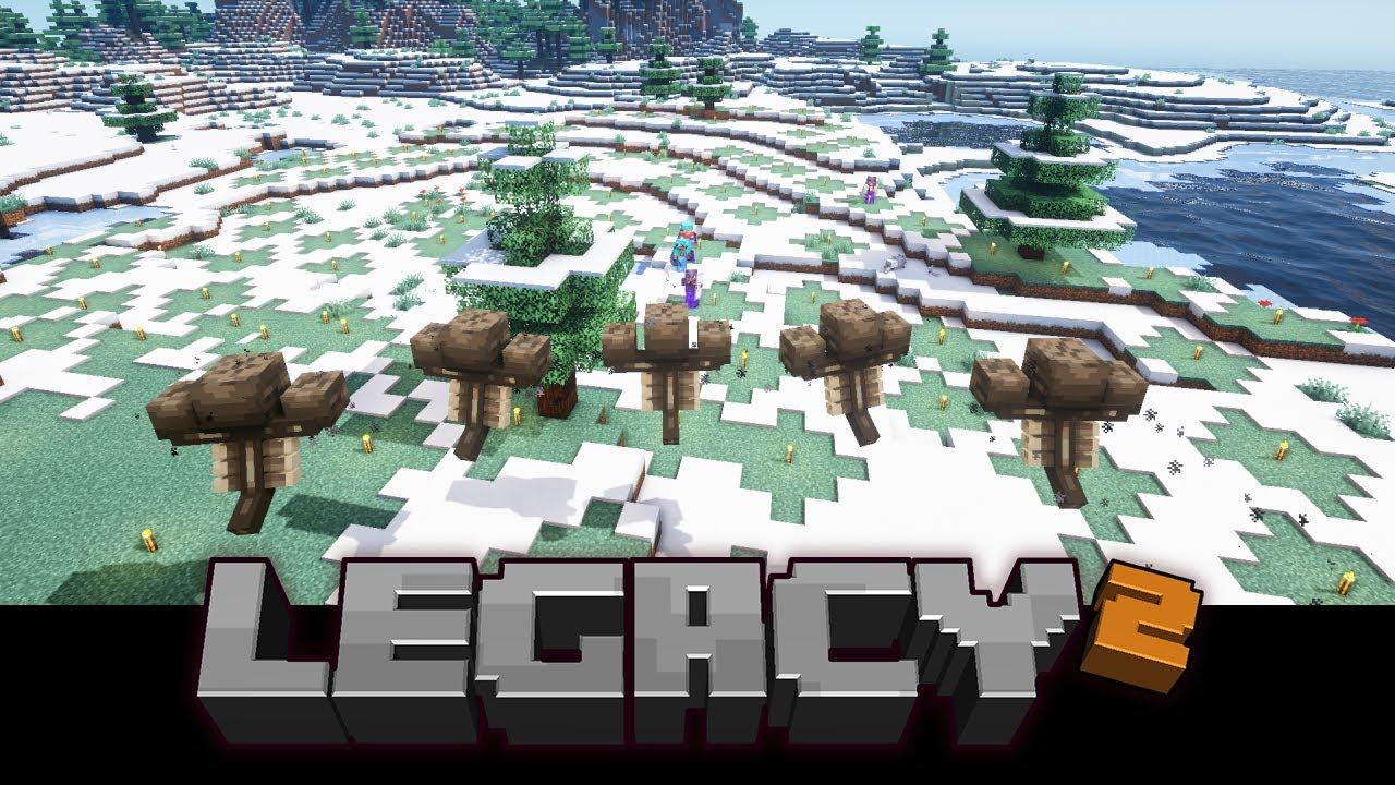 Legacy Season 2 - A Desperate Showdown