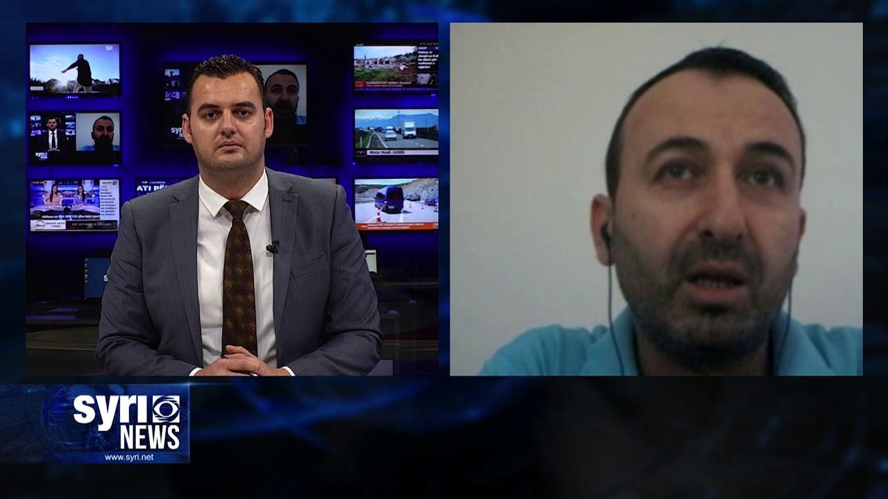 Intervista ne Syri Net i ftuar ne studio Dritan Zagani