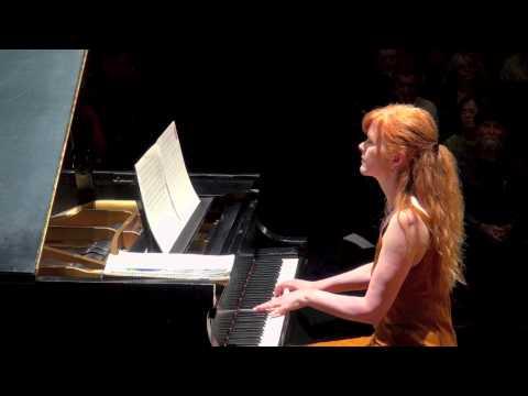 Sarah Cahill (piano) Glass Houses No 7 (Ann Southam)