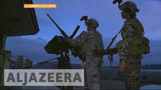 Philippines: Navy Seals battle Maute group on Lake Lanao
