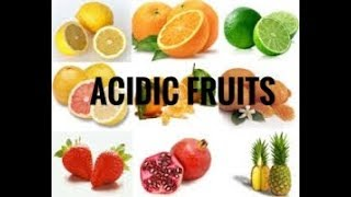 Avoid these fruits if you are suffering from acidity