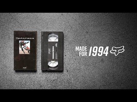 Fox Terrafirma 1 - Digitally Remastered - Official Fox Racing