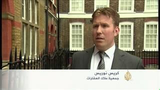 بريطانيا تعتزم مطالبة ملاك العقارات بطرد طالبي اللجوء
