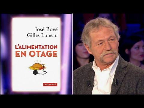 José Bové - On n'est pas couché 7 mars 2015 #ONPC