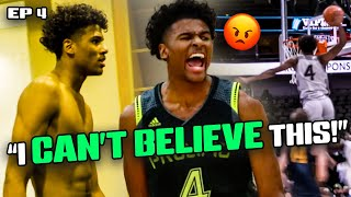 """Teams Are Coming For Us."" Jalen Green SHUTS UP Crowd In Comeback Win & Plays On $1 Million Court 😱"