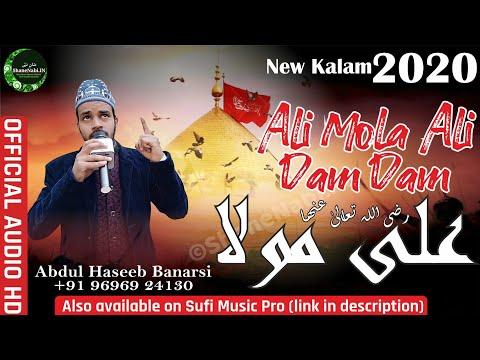 new-kalam-2020-|-ali-mola-ali-mola-dam-dam-|-indian-version-|-abdul-haseeb-banarsi