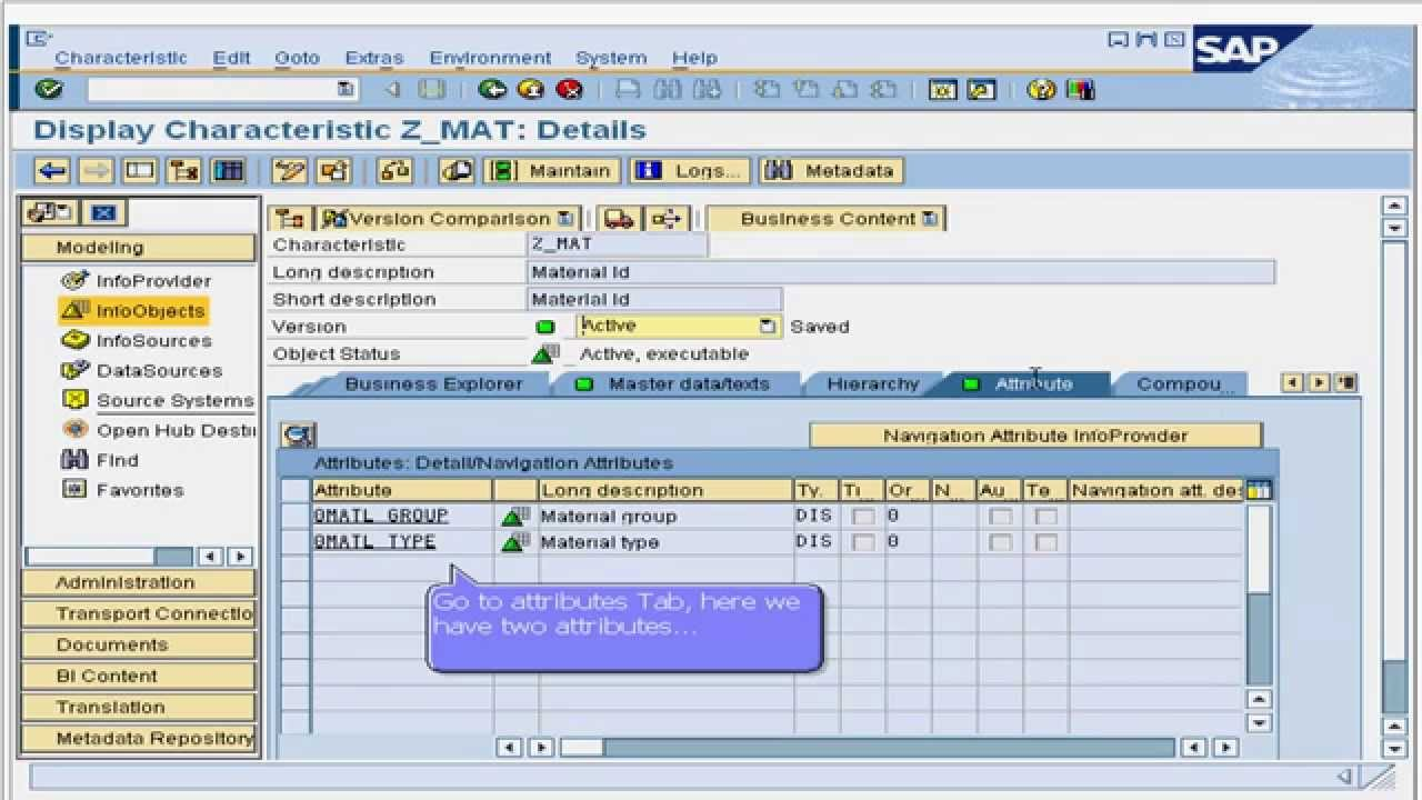19  How to Create Data Source for Master Data Texts in SAP Business  Intelligence (BI / BW)