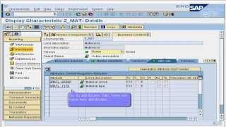 19. كيفية إنشاء مصدر بيانات عن البيانات الرئيسية النصوص في SAP ذكاء الأعمال (BI / BW)