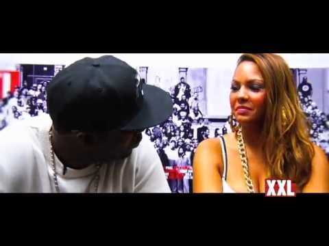 XXL Eye Candy - Liza Irizarry (2011 Interview and Shoot by Tony Yayo)