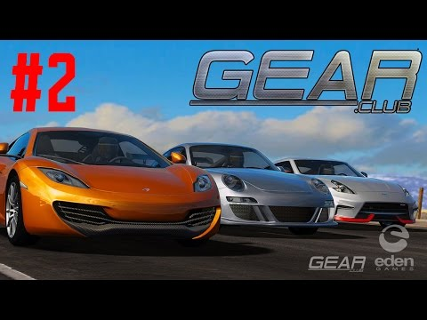 Gear Club (iOS/Android) Gameplay - #2