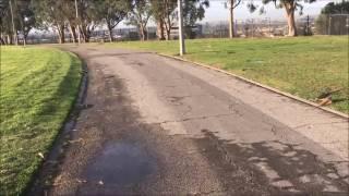Taking a Walk  Thru Darby Park - Inglewood, CA - YouTube