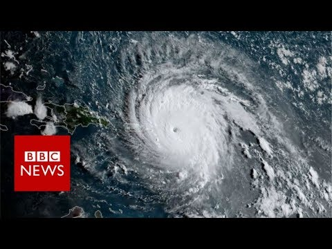 Hurricane Irma wreaks major damage in Caribbean -  BBC News