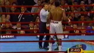 Lennox Lewis vs. Michael Grant