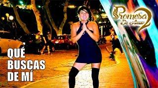 Qué Buscas De Mí - Promesa De Amor ❤️ Cumbia Peruana / Blanca Santiago