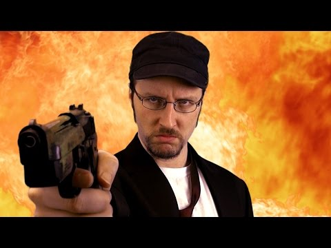 Nostalgia Critic explains to SSSniperwolf why she