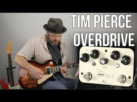 Guitar Effects Pedals - Tim Pierce Signature Overdrive Demo (Thursday Gear)