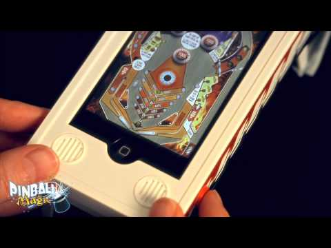 Pinball Magic accessory for iPhone and iPod touch from New Potato