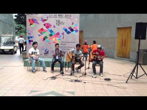Last Minute - Maafkan Aku live feat. Amar Asyraf aka Zain SETIA HUJUNG NYAWA