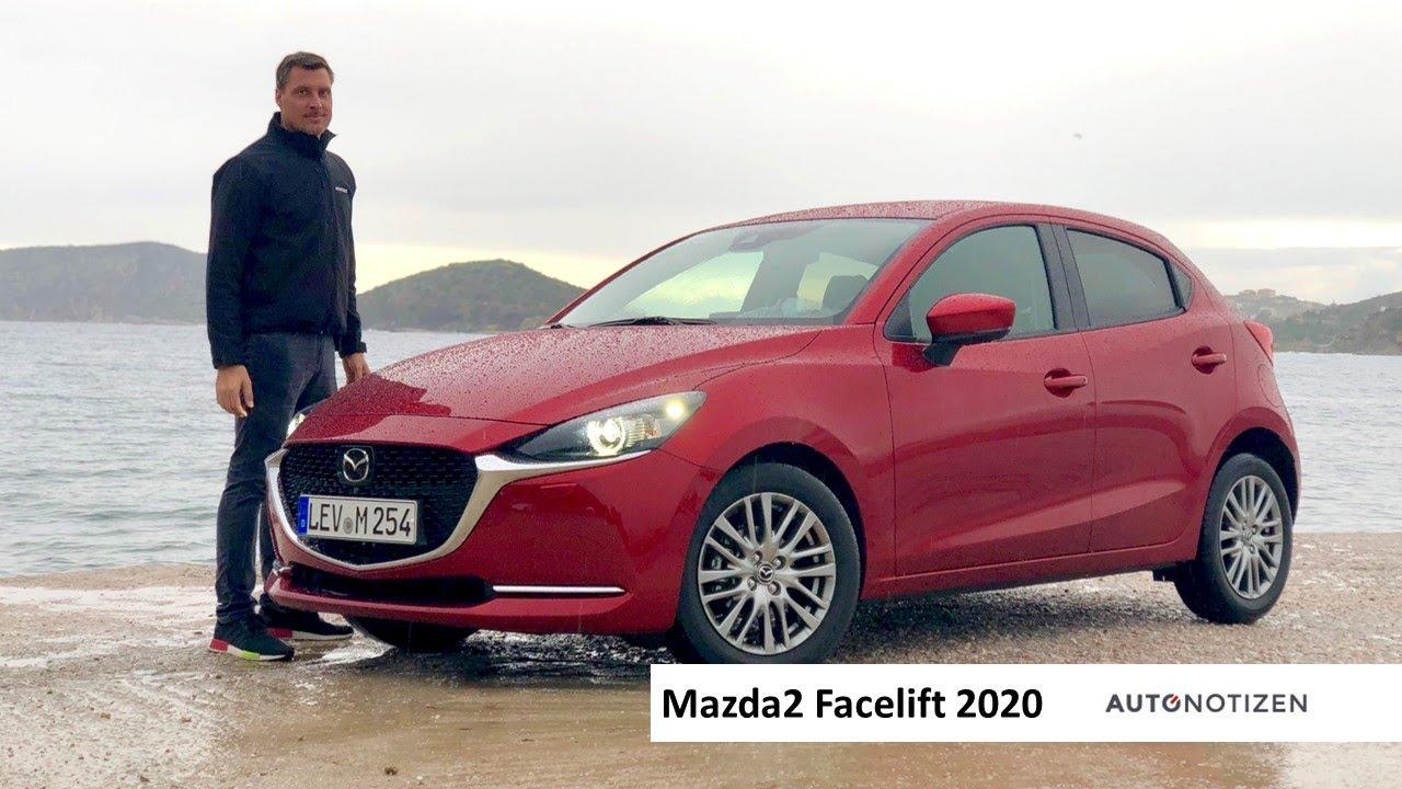 Mazda2 Skyactiv-G 90 2020: Facelift im Review, Test, Fahrbericht