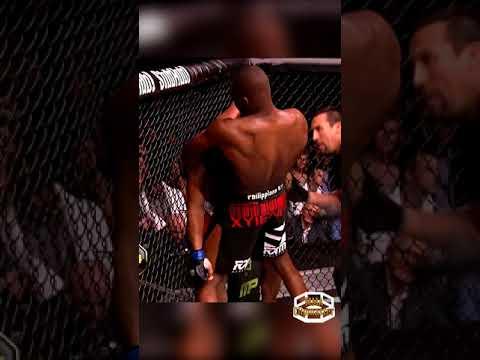 Jon Jones vs Lyoto Machida Scary Submission Full Fight Highlights #shorts