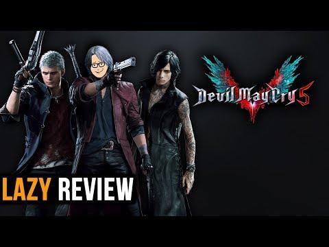 Review Devil May Cry 5 - Yang Terbaik Dari Yang Terbaik | Lazy Review thumbnail