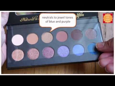 BEAUTY EXPRESS || Itsjudytime Eyeshadow Palette by BH Cosmetics -enjoylifelovefood thumbnail