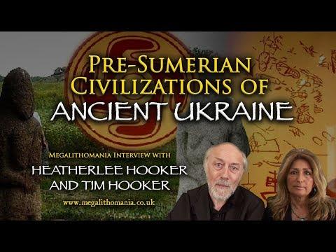 Pre-Sumerian Civilizations of Ancient Ukraine - Tim & Heatherlee Hooker Megalithomania Interview