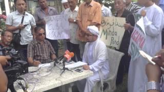 """""""UMNO PALING KUAT TENTANG ISLAM"""" Hj Hadi Awang mungkin Akan Di Siasat."""