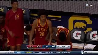 Men's Basketball: USC 80, California 62 - Highlights 1/4/18