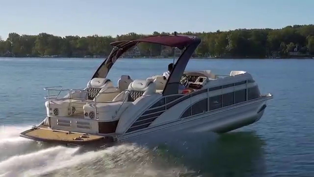 2016 bennington pontoon boats exceeding expectations for Fishing in delaware