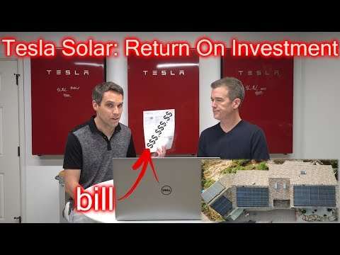 What Our Tesla Solar System Cost... Will We Break Even?