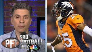 Denver Broncos deserve credit for giving Chris Harris Jr. a raise | Pro Football Talk | NBC Sports