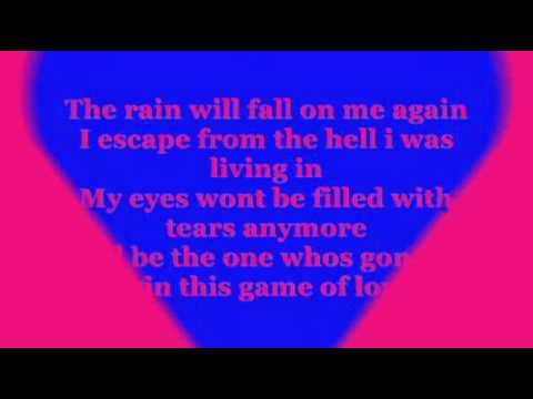 Dj Paudie - Game Of Love (lyrics)