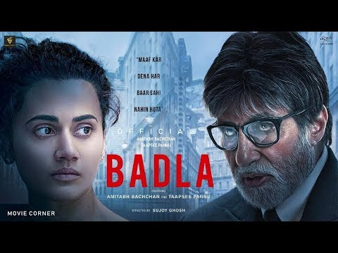 Badla Movie Trailer Review | Amitabh Bachchan, Taapsee Pannu | Red Chillies Entertainment | 2019