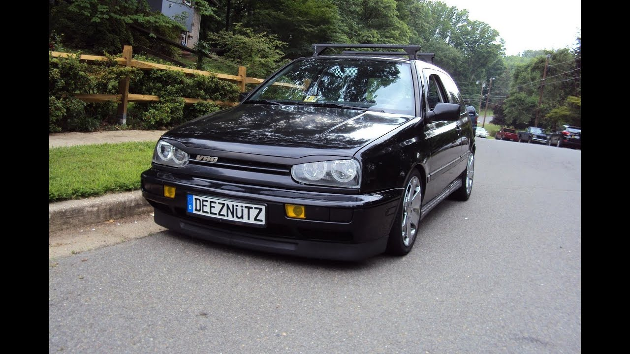 medium resolution of epic volkswagen golf exhaust sound very brutal and loud gti vr6 r32