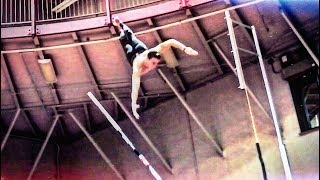 The Ultimate Pole Vault Drill: How to do the Corkscrew