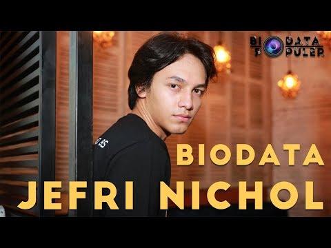 Biodata Jefri Nichol Lengkap Dengan Agamanya Youtube